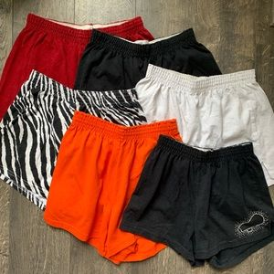 Soffe Shorts Girls Lot Small